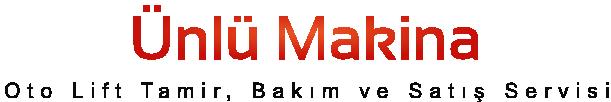 Ünlü Makina – Oto Lift Tamir, Bakım ve Satış Servisi Logo